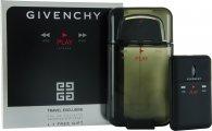 Givenchy Play Intense Set de Regalo 100ml EDT + 75ml Gel de Ducha + 75ml Gel Aftershave