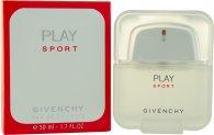 Givenchy Play Sport Eau de Toilette 50ml Vaporizador