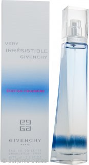 Givenchy Very Irresistible Givenchy Edition Croisiere Eau de Toilette 75ml Vaporizador