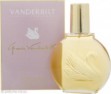 Gloria Vanderbilt Vanderbilt Eau de Toilette 100ml Vaporizador