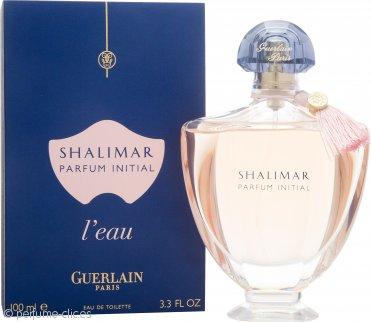 Guerlain Shalimar Parfum Initial L'Eau Eau de Toilette 100ml Vaporizador