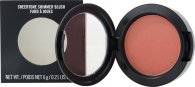 Mac Sheertone Blush Colorete 6g Ambering Rose