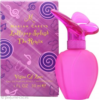 Mariah Carey Lollipop Splash The Remix Vision of Love Eau de Parfum 30ml Vaporizador