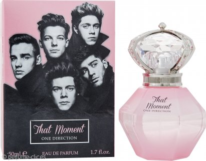 One Direction That Moment Eau de Parfum 50ml Vaporizador