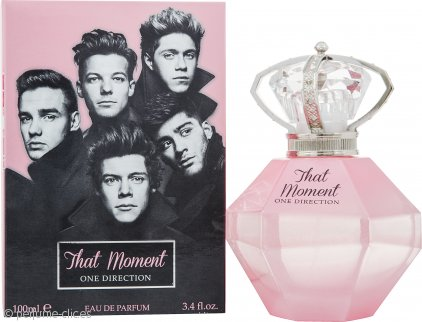 One Direction That Moment Eau de Parfum 100ml Vaporizador