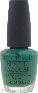 OPI Esmalte de Uñas 15ml Jade Is The New Black