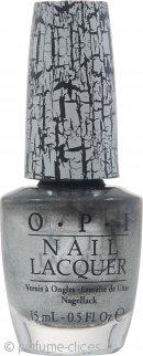 OPI Esmalte de Uñas 15ml Silver Shatter