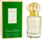 Oscar De La Renta Live in Love Eau de Parfum 30ml Vaporizador