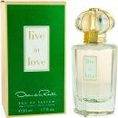 Oscar De La Renta Live in Love Eau de Parfum 50ml Vaporizador