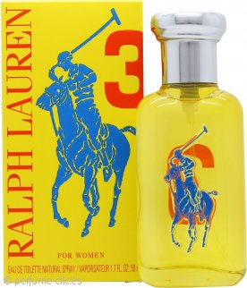 Ralph Lauren Big Pony 3 for Women Eau de Toilette 50ml Vaporizador