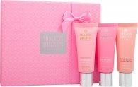 Molton Brown Set de Regalo Crema de manos Reconstituyente 3 x 40ml - Ruibarbo y Rosa + Pimienta Rosa + Alpinia
