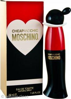 Moschino Cheap & Chic Eau de Toilette 30ml Vaporizador