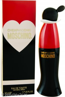 Moschino Cheap & Chic Eau de Toilette 50ml Vaporizador