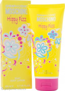 Moschino Cheap & Chic Hippy Fizz Loción Corporal 200ml