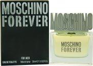 Moschino Moschino Forever Eau de Toilette 30ml Vaporizador