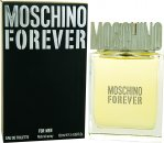 Moschino Moschino Forever Eau de Toilette 100ml Vaporizador