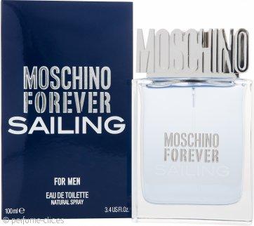 Moschino Forever Sailing Eau de Toilette 100ml Vaporizador