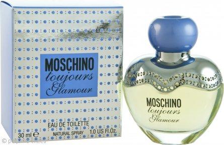 Moschino Toujours Glamour Eau de Toilette 30ml Vaporizador