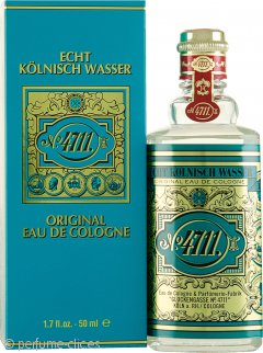 Mäurer & Wirtz 4711 Eau De Cologne 50ml Splash