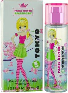 Paris Hilton Passport Tokyo Eau de Toilette 30ml Vaporizador