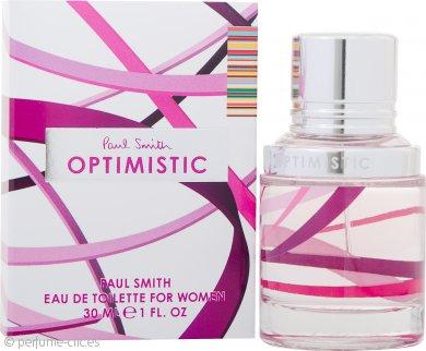 Paul Smith Optimistic for Her Eau de Toilette 30ml Vaporizador