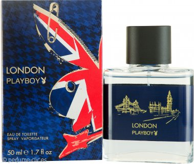 Playboy London Eau de Toilette 50ml Vaporizador