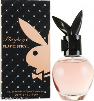 Playboy Play It Spicy Eau de Toilette 50ml Vaporizador