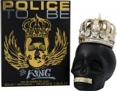 Police To Be The King Eau de Toilette 40ml Vaporizador