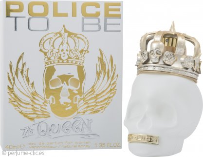 Police To Be The Queen Eau de Parfum 40ml Vaporizador