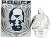 Police To Be The Illusionist Eau de Toilette 125ml Vaporizador