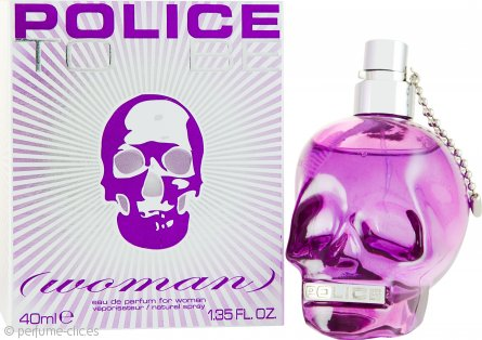 Police To Be Woman Eau de Parfum 40ml Vaporizador