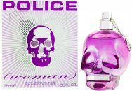Police To Be Woman Eau de Parfum 75ml Vaporizador