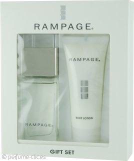 Rampage Set de Regalo 30ml EDP + 40ml Loción Corporal