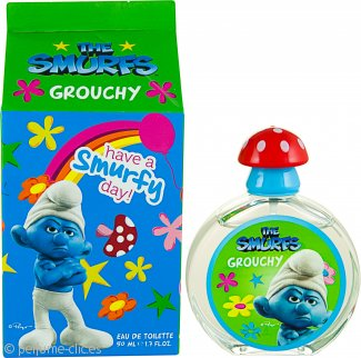 The Smurfs Grouchy Eau de Toilette 50ml Vaporizador