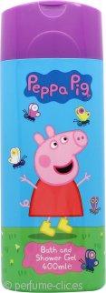 Peppa Pig Peppa Pig Baño de Burbujas 400ml