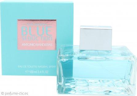 Antonio Banderas Blue Seduction for Women Eau de Toilette 100ml Vaporizador
