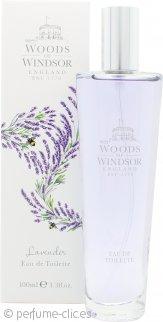 Woods of Windsor Lavender Eau de Toilette 100ml Vaporizador