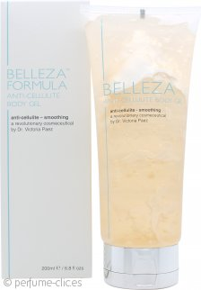 Belleza Formula Gel Corporal Anti-Celulitis 200ml