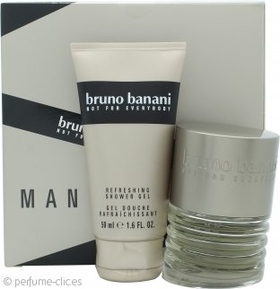 Bruno Banani Man Set de Regalo 30ml EDT + 50ml Gel de Ducha