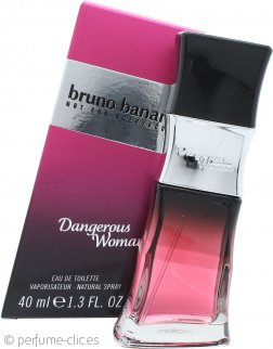 Bruno Banani Dangerous Woman Eau De Toilette 40ml Vaporizador