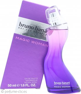 Bruno Banani Magic Woman Eau De Toilette 50ml Vaporizador