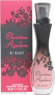 Christina Aguilera By Night Eau de Parfum 50ml Vaporizador