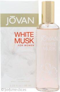Jovan White Musk Eau de Cologne 96ml Vaporizador