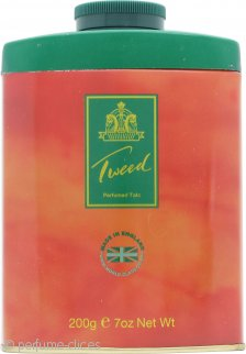 Taylor of London Tweed Talco Perfumado 200g