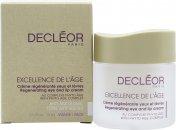 Decleor Excellence de l'Age Crema Regeneradora de Ojos y Labios 15ml