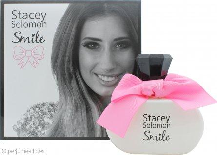 Stacey Solomon Smile Eau de Parfum 100ml Vaporizador