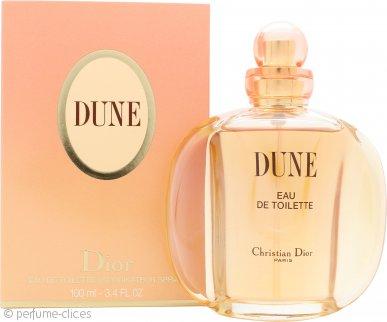 Christian Dior Dune Eau de Toilette 100ml Vaporizador