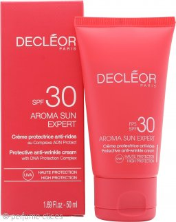 Decleor Aroma Sun Expert Crema Protectora Anti-Arrugas 50ml FPS30