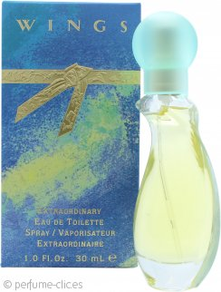 Giorgio Beverly Hills Wings Eau de Toilette 30ml Vaporizador