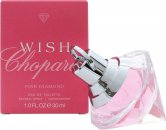 Chopard Wish Pink Diamond Eau de Toilette 30ml Vaporizador